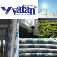 Тепличная плёнка Vatan.Турция, Израиль, Россия и др
