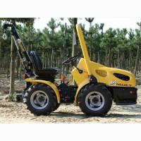 Трактор для работы в питомниках PAZZAGLIA Sirio