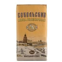 Продаем муку высший сорт фасовака по 2 кг на Москве