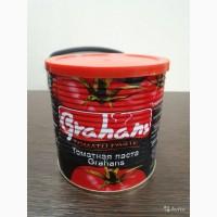 Томатная паста (Иран) GRAHANS 700гр ОПТОМ