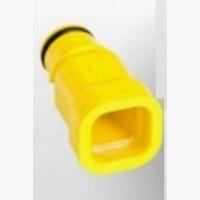 Переходник с регулятора давления на трубу поения 22*22мм (артикул 3303-00) Любинг