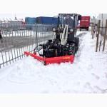 Отвал снегоуборочный бабочка ADLER V (Германия)