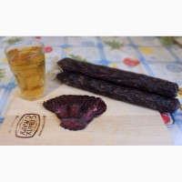 Конская колбаса (Махан)