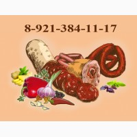 Ингредиенты для производства колбас