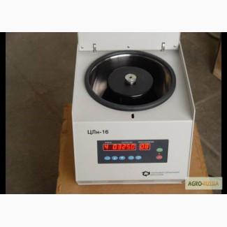 Лабораторная высокооборотная центрифуга с ротором 6X30. Для пробирок 30 мл