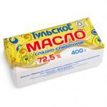 Масло сливочное крестьянское «Тульское» 400 г