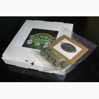 Универсальное таблетированное удобрение из сапропеля в микроупаковке