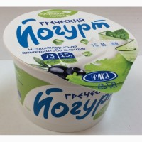 Новинка! Греческий йогурт