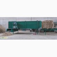 Продам Измельчители рулонов (тюков) соломы Производитель: Чехия