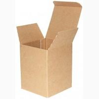 Гофро коробки с клапанной крышкой