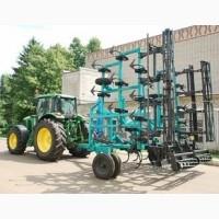 Культиватор для сплошной обработки почвы КПК-8