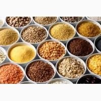 Сахар, рис, фасоль, гречка, макароны, крупы в варочных пакетах. 25 наименований