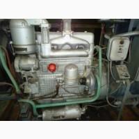 Двигатели Д-65, ЯАЗ-204, ЯМЗ 238, А-650 с хранения