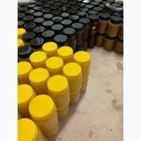 Мёд натуральный Разнотравье Темное