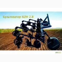 Культиватор-окучник КОН-2, 8 навесной - от производителя