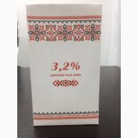 Молоко Гривиль (кружева) 3.2% ультрапастеризованное