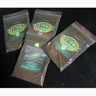 Экологически чистое мелкогранулированное дозированное удобрение из сапропеля