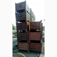 Купим тару, ящики, металлические для склада и производства лежалую или б/у
