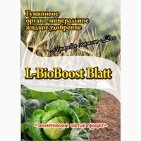 L-BIOBOOST BLATT-Жидкое гуминовое органоминеральное удобрение с микроэлементами