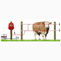 Электропастух универсальный для скота