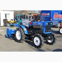 Японский мини трактор ISEKI TX1300F