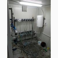 Продам автоматический молокопровод на 50-100-200-300-400 голов с монтажом и обучением