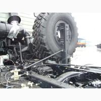 Держатель запасного колеса 65222 (ДЗК 65222) за кабиной