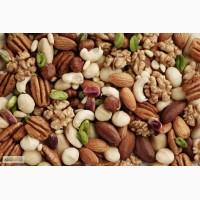 Орехи и сухофрукты оптом и в розницу