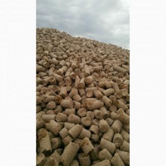 Отруби пшеничные (гранулированные-пушные)