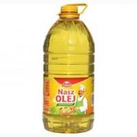 Используемое растительное растительное масло