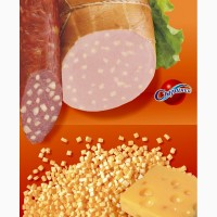 Продам термостабильный Сушеный сыр разных фракций