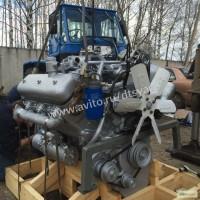 Двигатель ямз 236м2 на трактор хтз т150