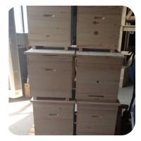 Улей для пчел на 12 рамок, одно корпусной на теплый и холодный занос