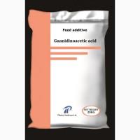 Энергосберегающую пищевую кормовую добавку GAA (гуанидиноуксусная кислота)