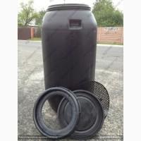 Продам.Бочка пластиковая 260 литров из под огурцов (Индия)
