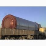 Сушильный барабан (комплекс) АВМ 1, 5, для сушки биомассы