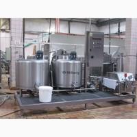 Линия для производства сгущенного молока по ГОСТ ТУ