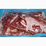 Говяжья печень в индивидуальной упаковке). вес коробки от 15 - 20 кг