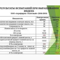 Кормовая добавка нового поколения для сх животных и птиц БИОВЕКТОР