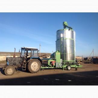 Зерносушилка Agrimec AS1150 ВОМ+Эл-во/дизель