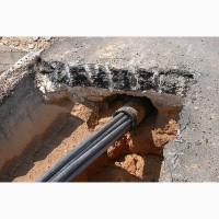 Услуги ГНБ/прокола грунта диаметром от 16-315 мм
