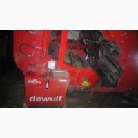 Продам комбайн морковоуборочный 1-рядный навесной АПХ ПЗК DEWULF P3K - 2011 г