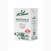 Молоко Южное, м.д.ж. 3, 2% (ТБА), 1 литр