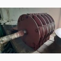 Ротор в сборе на дробилку КДУ