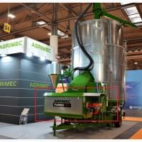 Мобильные зерносушилки Агримек / Agrimec. Производство Италия