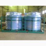 Емкость Кассета 5000х2Sдля воды и растворов