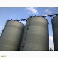Продам силос для хранения зерна