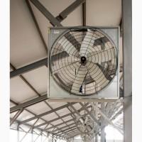 Подвесные разгонные вентиляторы