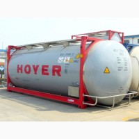 Танк-контейнер (контейнер-цистерна) тип Т11 SWAP 33куб.м. 37 000$
