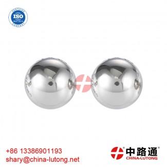 Белый шарик Клапана Common Rail 1.495MM Шарик для форсунки CR DENSO